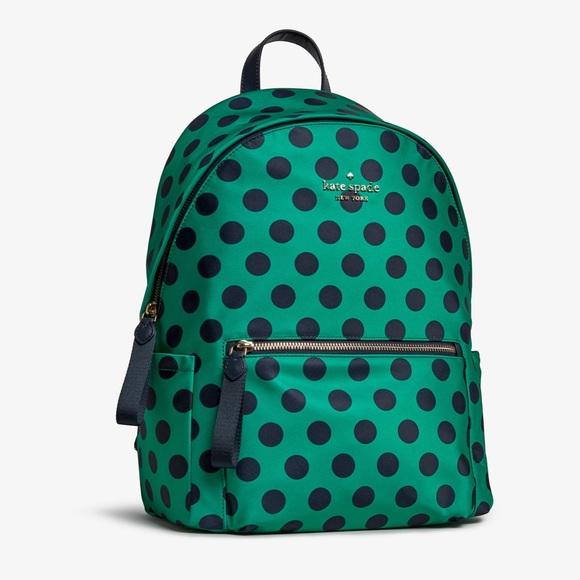 💖Kate Spade💖 Chelsea Delightful Dot Multi Large Backpack